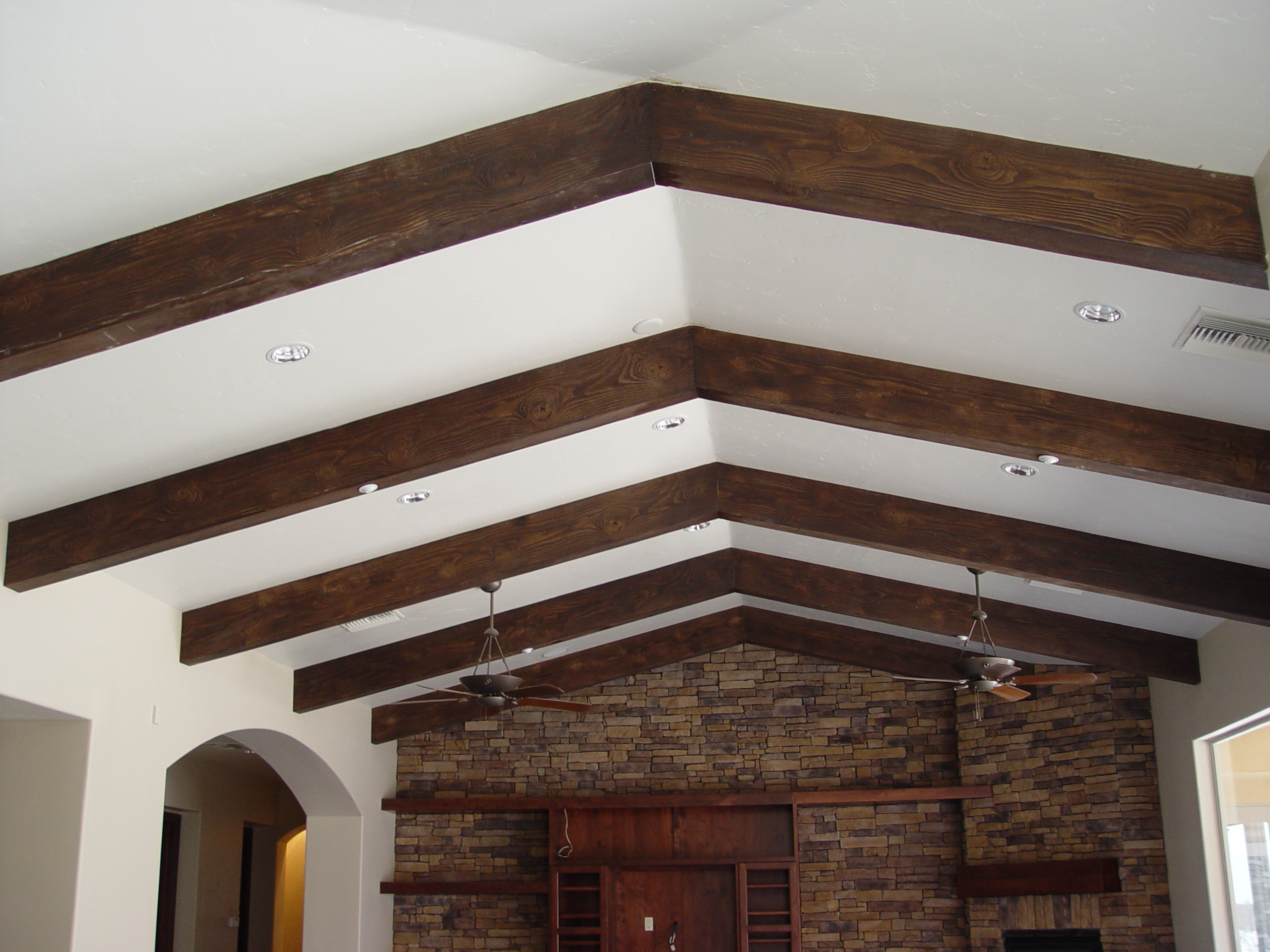ELEVATE YOUR CEILINGS WITH FAUX WOOD BEAMS Carmellalvpr